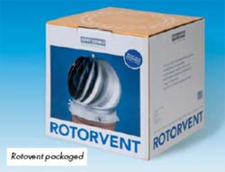 Rotor Vent packaged
